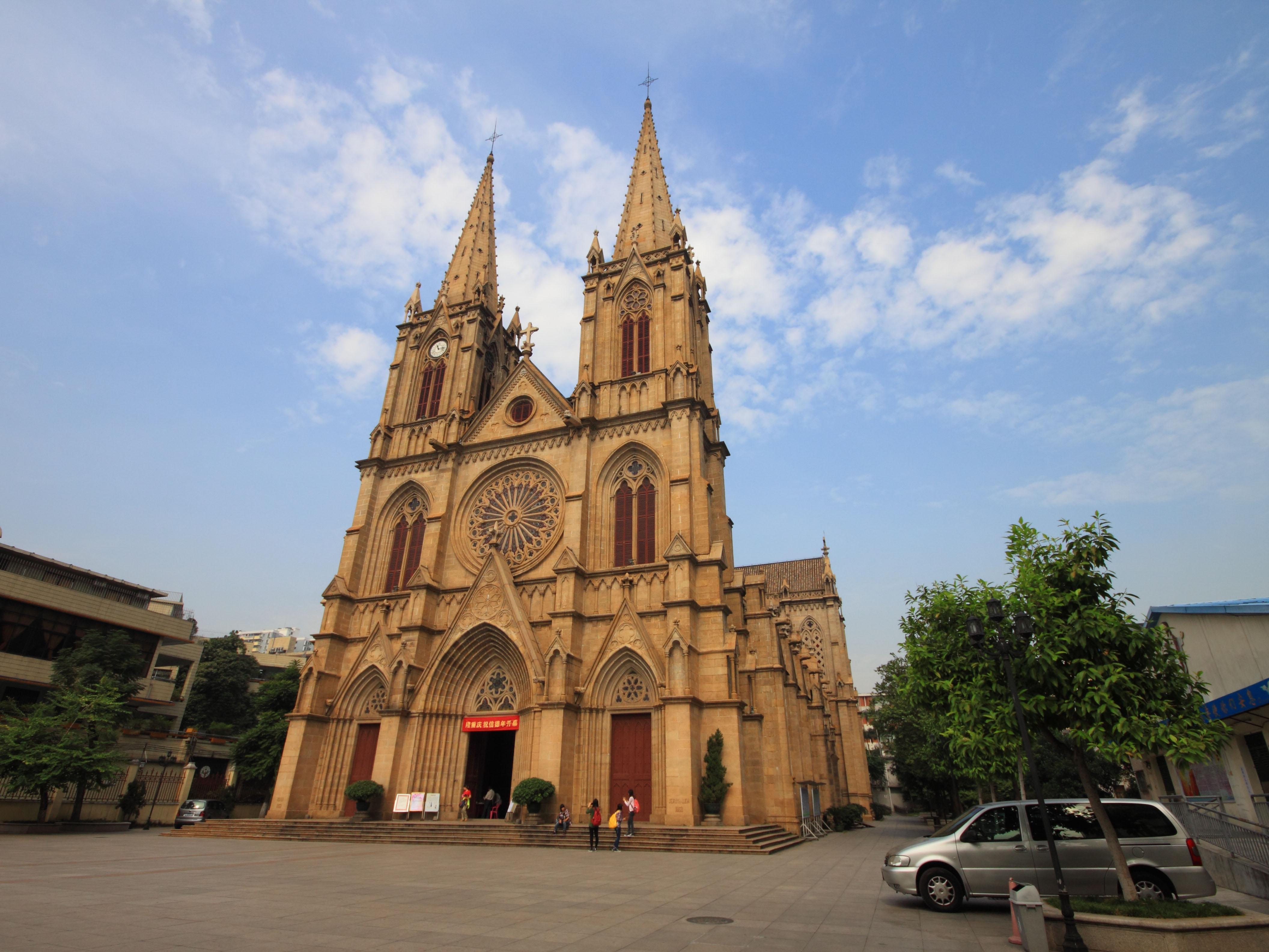 G10 石室聖心大教堂(1)