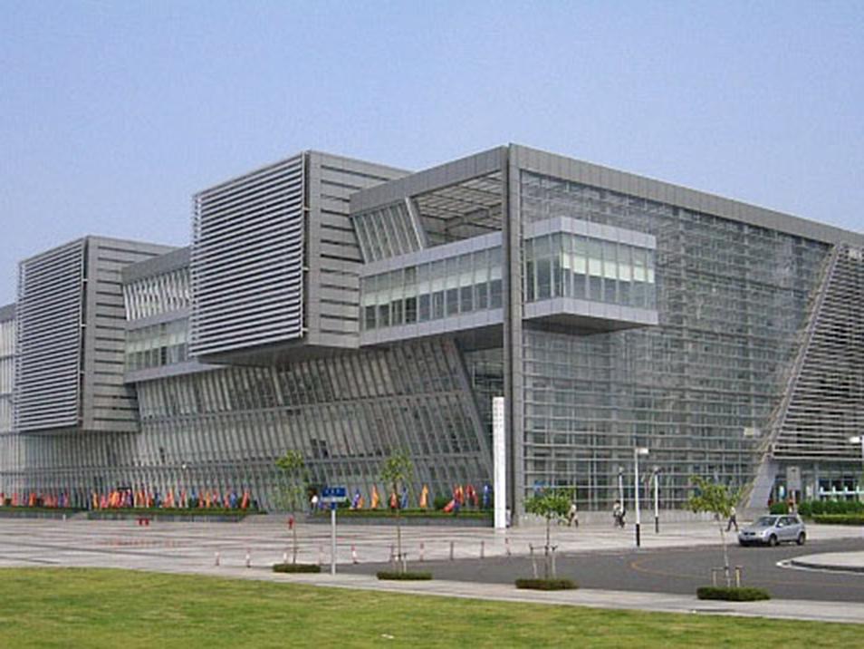 G9 東莞圖書館